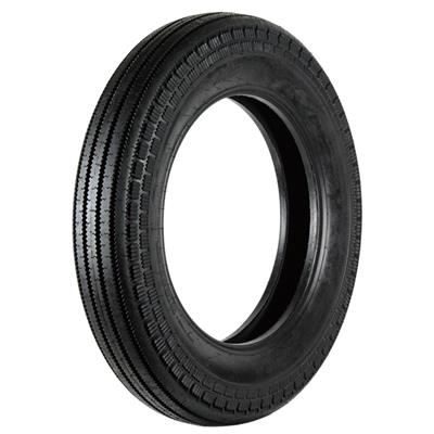 "THE ""DELUXE"" TIRE 5.00-16 /ALLSTATE"